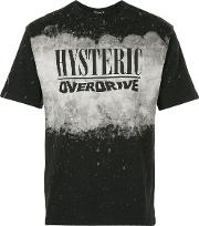 Hysteric Overdrive Print T Shirt