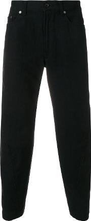 Cropped Trousers