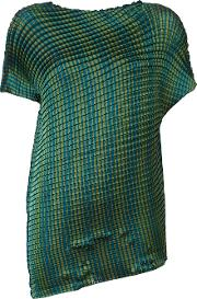 Pleated T Shirt