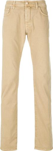 Classic Fitted Chinos