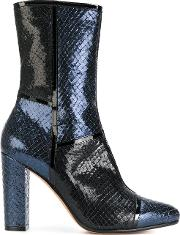Jean Michel Cazabat Kalia Boots Women Leather