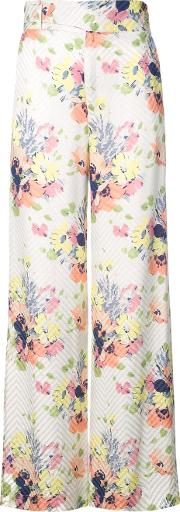Kelsey Floral Trousers