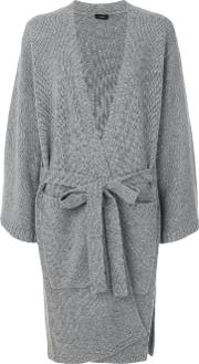 Belted Cardigan