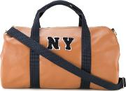 Ny Holdall Women Calf Leather One Size, Brown