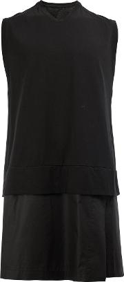 Double Layered Vest Top