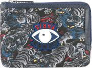 Printed Wallet Men Leatherpolyester One Size