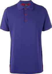 Classic Polo Shirt Men Cotton Xxl, Blue