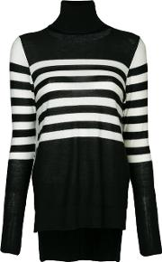 Keepers Stripe Polo Sweater
