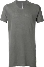 Arched Long T Shirt