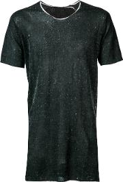 Arched Printed T Shirt