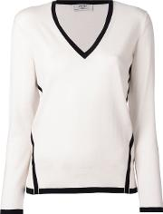 Contrast Trim Jumper