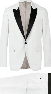 Two Tone Evening Suit