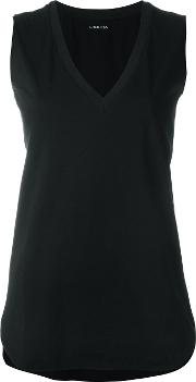 'helen' Tank Top Women Silkcotton Xs, Black