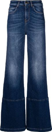 Flared Style Jeans