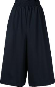 Volume Culottes Women Polyesterwool 36, Blue