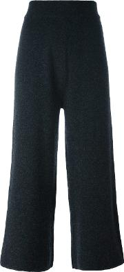 'india' Knit Trousers