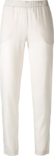 Casual Slim Fit Trousers