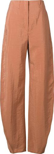 Curved Seam Trousers