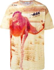 Printed T Shirt Men Cotton S, Nudeneutrals