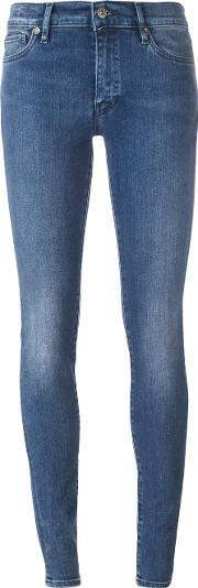 Levi's Made & Crafted 'empire' Skinny Jeans Women Cottonpolyesterspandexelastane 27