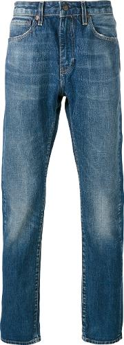 Levi's Made & Crafted Tack Slim Fit Jeans Unisex Cotton 34, Blue