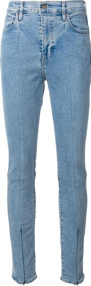 Levi's Made & Crafted Zip Cuff Skinny Jeans