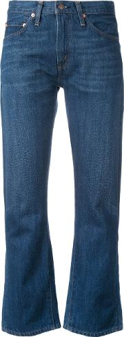1967 505 Customized Bootcut Jeans