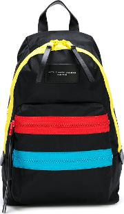 Blockcolour Zipped Backpack