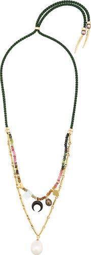 Sahara Charm Necklace