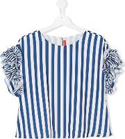 Teen Striped Blouse
