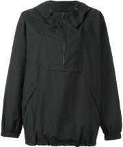 Half Zip Hooded Jacket