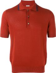 Classic Polo Shirt Men Cotton 50, Red