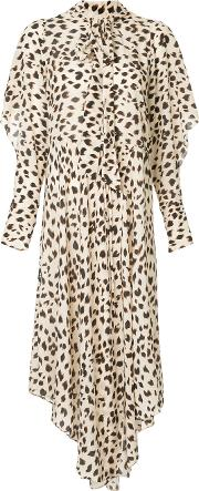 Cheetah Midi Dress