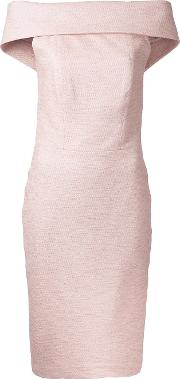 First Blush Off Shoulders Dress