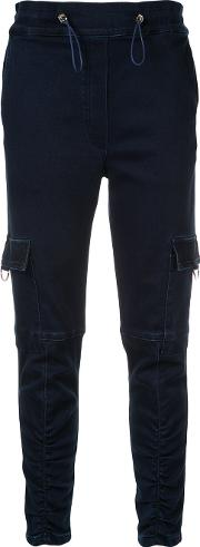 Manning Cartell Counter Action Trousers Women Cotton 6, Blue