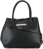 Eloise Tote Women Leather One Size, Black