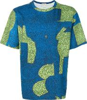 Patterned T Shirt