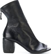 Marsell Open Toe Ankle Boots