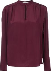 Keyhole Bell Sleeved Blouse