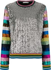 Magpie Sequinned Sweater