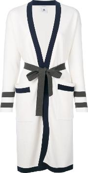Belted Mid Length Cardigan