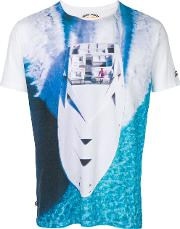 Aerial Boat Graphic Tee