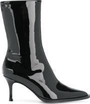 Pointed Stiletto Boots