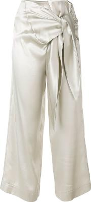 Belted Waist Trousers