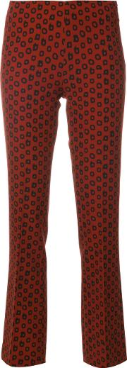 Mirtillo Cropped Trousers