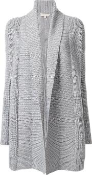 Glittering Knitted Cardigan
