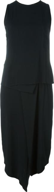 'costa' Dress Women Spandexelastaneviscose 36, Black