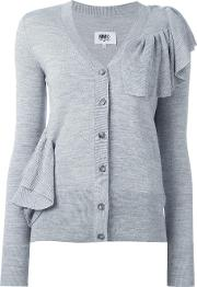 'rouge' Cardigan Women Viscosewool S, Grey