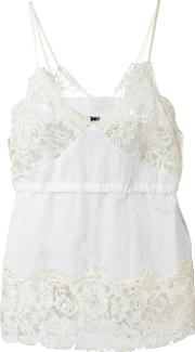 Negligee Style Vest Top
