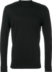 Natural Selection Beat Long Sleeve T Shirt Men Cotton Xs, Black